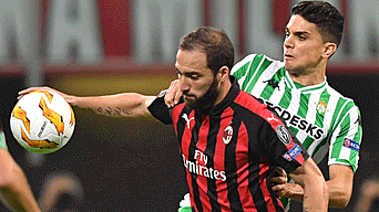 Milan vs Betis | Europa League