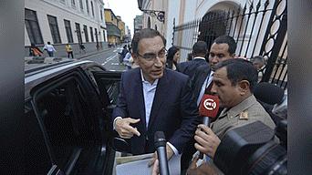 Martín Vizcarra, Keiko Fujimori