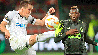 Krasnodar vs Standar Lieja | UEFA Europa League
