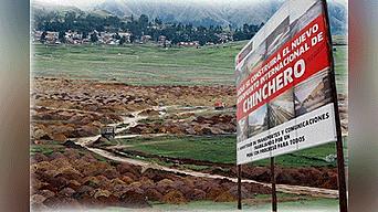 La obra se firmó y aprobó en el gobierno de Ollanta Humala, sin embargo, el gobierno de PPK corrigió el proyecto.