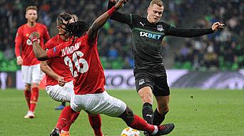Krasnodar vs Standar Lieja