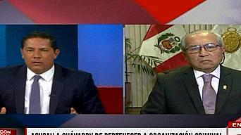 Pedro Chávarry, CNN
