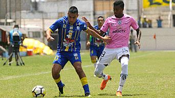 Independiente del Valle vs Delfín