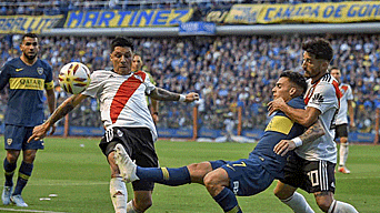 EN VIVO Boca Juniors vs River Plate ONLINE vía FOX Sports Movistar ... 618d8b71a0566