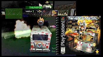 Twisted Metal está incluido en PlayStation Classic