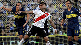 Boca Juniors vs River Plate | Final Copa Libertadores 2018