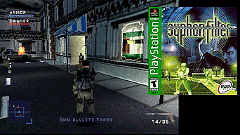 Syphon Filter está incluido en PlayStation Classic