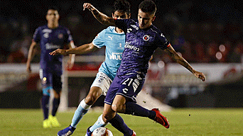 Veracruz vs Querétaro