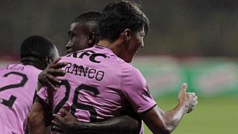 Independiente del Valle ganó 3-1 a Delfín por la fecha 18 de la serie A de Ecuador