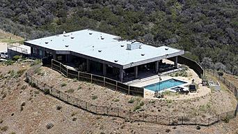 Casa de  Caitlyn Jenner