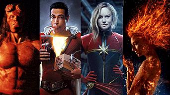 Marvel, DC Comics, Fox