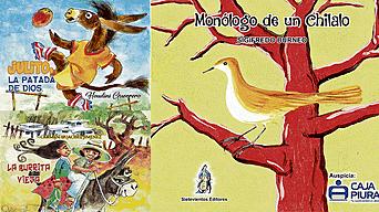 Literatura infantil piurana