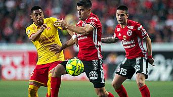 Morelia vs Tijuana   Liga MX