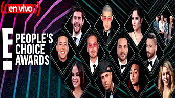 People's Choice Awards 2018 LIVE STREAMING