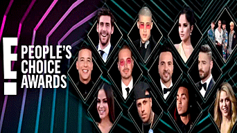 People's Choice Awards 2018 EN VIVO alfombra roja