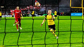 Bayern Múnich cayó 3-2 frente al Borussia Dortmund por la fecha 11 de la Bundesliga 2018 en el Estadio Signal Iduna Park | RESUMEN