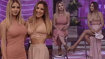 Instagram, Flavia Laos, Alessandra Fuller, Insta, América Televisión