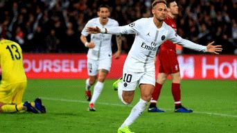 PSG con Neymar superó 2-1 al Liverpool y se está metiendo a los octavos de  la Champions League  a89562214a12e