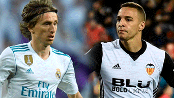 Real Madrid Derrotó 2 0 Al Valencia Por La Liga Santander Resumen