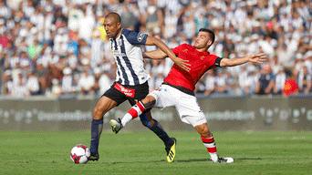 Alianza Lima empató 3-3 contra FBC Melgar en la semifinal de ida del Descentralizado  2018  VIDEO  852ad39203214