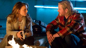 Natalie Portman-Jane Foster