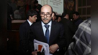 Christian Sánchez : ministro de Trabajo