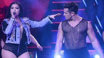 Michelle Soifer enfrentada a Nikko Ponce