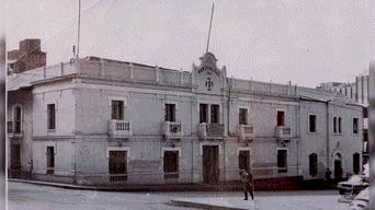 Antiguo municipalidad Provincial de Puno