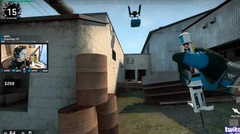 Similitudes entre CS:GO Danger Zone y Left Dead 2: adrenalina