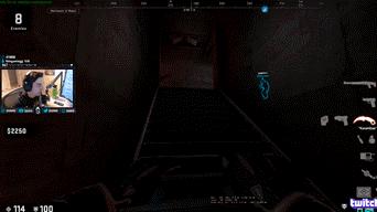 Similitudes entre CS:GO Danger Zone y Left Dead 2: halos