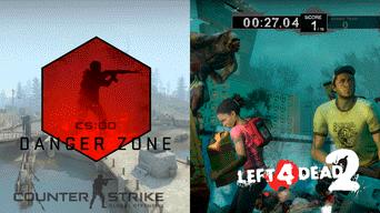 Si jugaste Left 4 Dead 2, pues alparecer Danger Zone, el nuevo modo Battle Royale de Counter Strike: Global Offensive te podría resultar familiar.