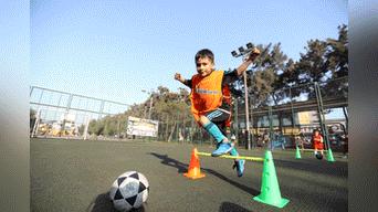 La MML apertura escuela deportivas y tallares culturales en parques metropolitanos Foto: Municipalidad de Lima
