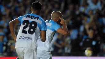 Racing vs San Martín HOY: la Academia ganó por 1-0 y estiró su ventaja en la tabla de la Superliga Argentina 2018 | Resumen | Resultado | Goles