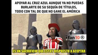 Memes De La Final Cruz Azul America