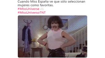 memes de Miss Universo