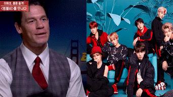 Bts Y John Cena Actor Hablo Sobre Grupo De Kpop Y Revelo Que J Hope