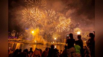 Ano Nuevo 2019 En Vivo En Que Paises Ya Es Ano Nuevo 2019 Rusia