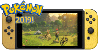 Nintendo Switch Pokemon 2019 Tendria Nueva Experiencia Rpg