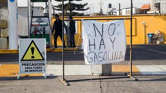 desabasto gasolina México