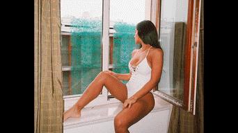 Vania Bludau, la novia de Frank Dello Russo