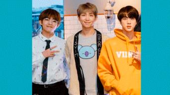 BTS: Miembros RM y Jin víctimas de la 'Chica Badabum'