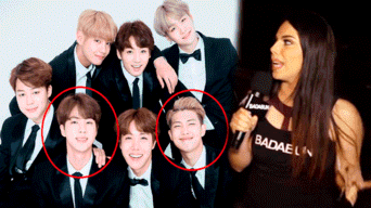 BTS: Badacum Exponiendo Infieles