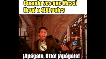 Facebook, Lionel Messi, Barcelona, Liga Santander, Real Madrid
