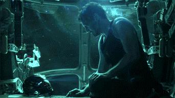 Resultado de imagen de avengers endgame tony stark
