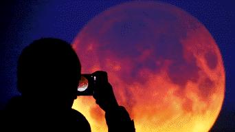 Nasa Superluna De Sangre 2019 Mitos Y Verdades De La Superluna De