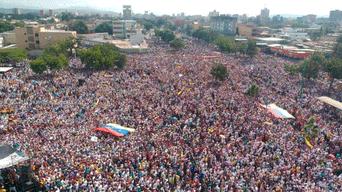 c528f29835 Marcha en Venezuela HOY EN VIVO EN DIRECTO  la oposición sale a ...