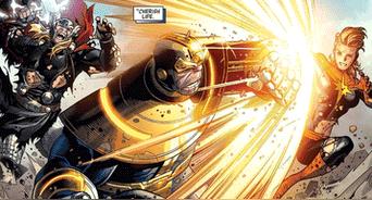 Avengers 4 Endgame: Capitana Marvel