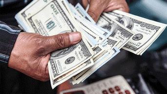 El Precio Dólar Hoy Paso De Bs S 2380 61 A 2415 77 Bolívares Soberanos Foto Andina