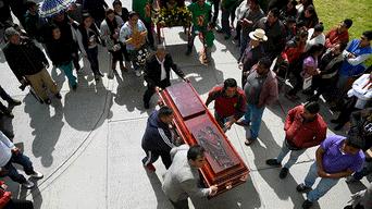 Fallecidos Hidalgo