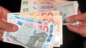 Este Es El Cambio De Euros A Pesos Argentinos Foto Informador Dominicano